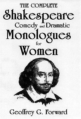 Shakespeare Monologues for Women Cover